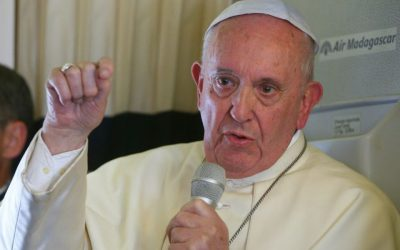 Francis Warns of Ideology