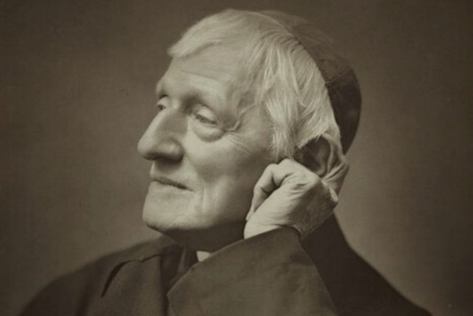 With Newman, The Church Gains its Saint for Modern Times'