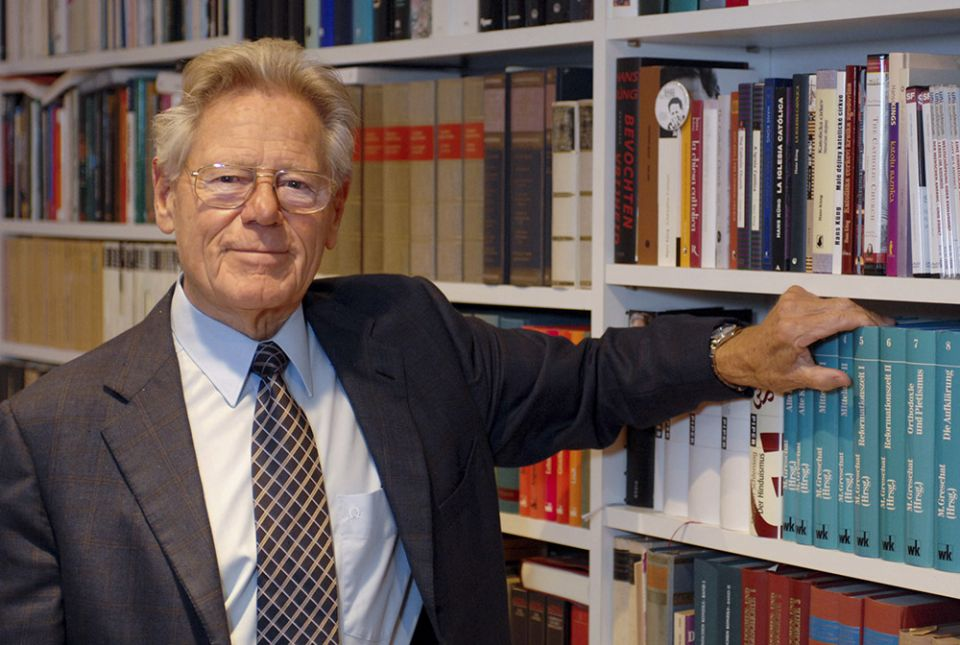 Hans Küng, celebrated and controversial Swiss theologian, has died