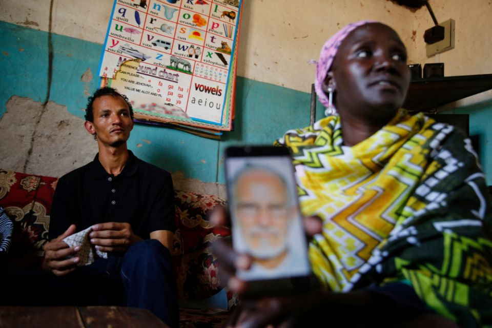 Kenyan Man's Search for his Father Runs into Church Cover-Up